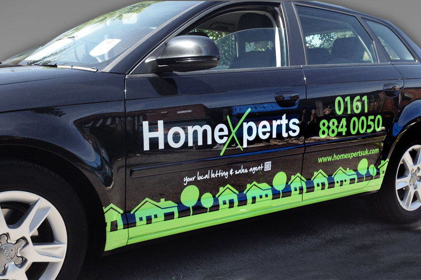 Vehicle Wrapping and Graphics Manchester,Cheshire and around the North West